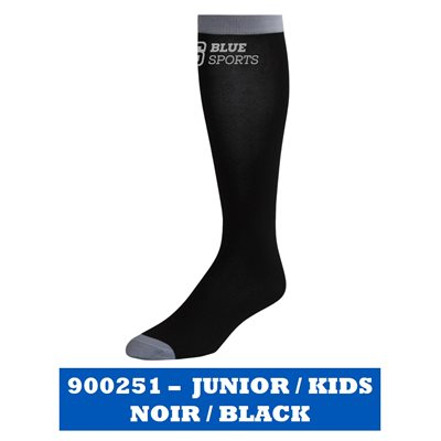 PRO-SKIN JUNIOR NOIR / KIDS BLACK - COOLMAX