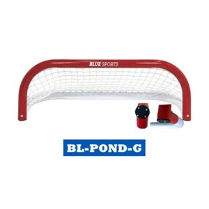 "But pour ""POND HOCKEY"" goal / 36"" ( 91 cm)"