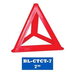 """Cone Triangle 7"""""""