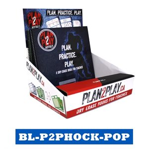 PLAN2PLAY - DISPLAY FOR HOCKEY BOARDS