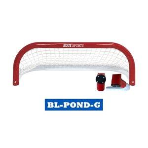 "But pour ""POND HOCKEY"" goal / 36"" ( 91 cm)"
