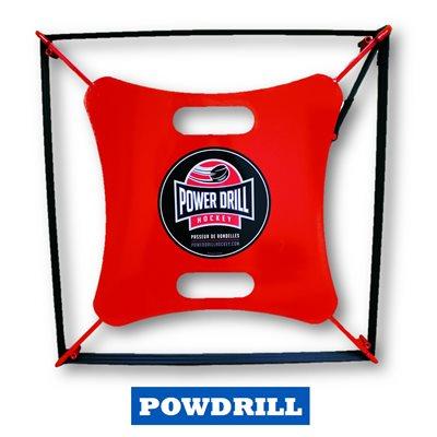 POWER DRILL Passeur de rondelles De Luxe