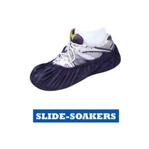 Soakers for sliding board
